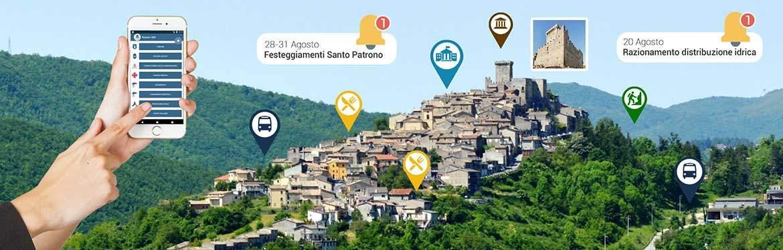 App del Comune Trevi nel Lazio