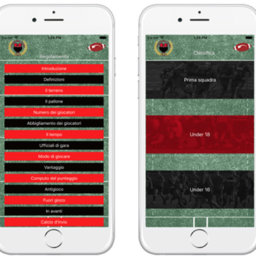 L'app del Colleferro Rugby | elavWeb