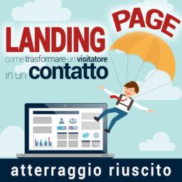 Landing-page - blog - elavweb