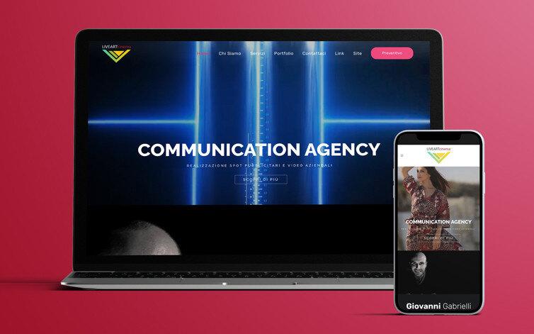 LiveArt Cinema   Realizzazione video professionale
