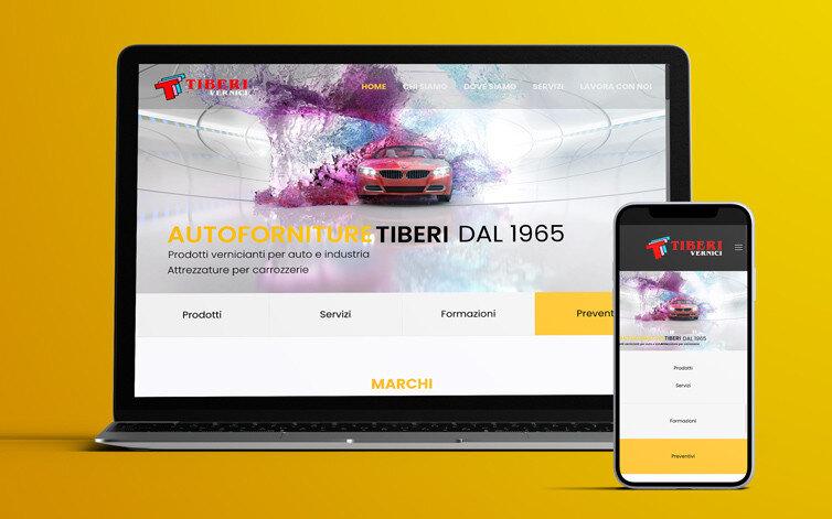 Autoforniture Tiberi