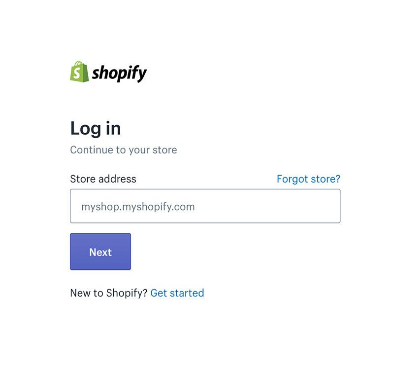 Shopify sicurezza